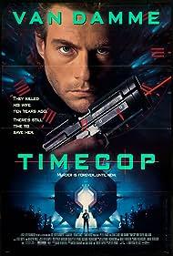 Jean-Claude Van Damme in Timecop (1994)