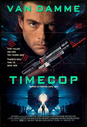 poster for Timecop