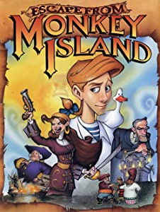 Movies downloaded for free Escape from Monkey Island USA [480p]