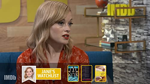 """The Watchlist: Jane Levy Loves True Crime and Cries During """"Shark Tank"""""""