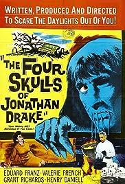 The Four Skulls of Jonathan Drake Poster