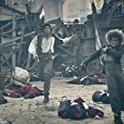 Josh O'Connor and Reece Yates in Les Misérables (2018)