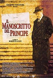The Prince's Manuscript Poster