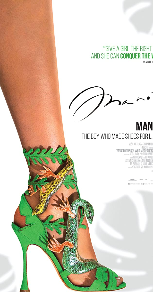 Manolo  The Boy Who Made Shoes for Lizards (2017) - IMDb 170ffac183