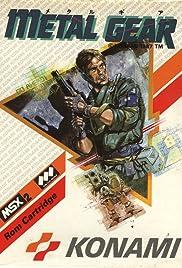 Metal Gear(1987) Poster - Movie Forum, Cast, Reviews