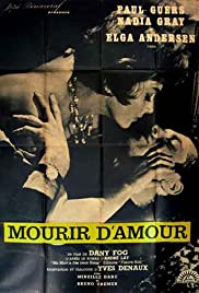 Mourir d'amour Poster