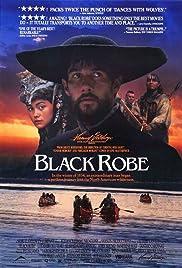 Black Robe(1991) Poster - Movie Forum, Cast, Reviews