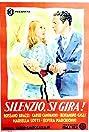 Silenzio, si gira! (1943) Poster