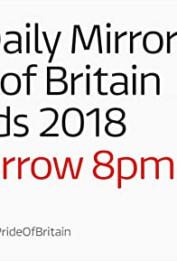 Primary photo for Daily Mirror's Pride of Britain Awards 2018