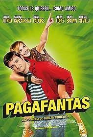 Sabrina Garciarena and Gorka Otxoa in Pagafantas (2009)