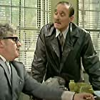 Ronnie Barker and Michael Bates in Six Dates with Barker (1971)