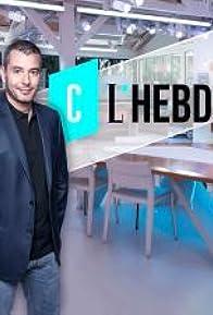 Primary photo for C l'hebdo