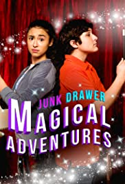 Junk Drawer Magical Adventures Poster