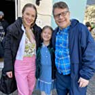Sean Astin, Tina Ivlev, and Hendrix Yancey in Charming the Hearts of Men (2021)