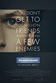 The Social Network (2010) Poster - Movie Forum, Cast, Reviews