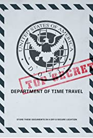 DOTT: Department of Time Travel Poster