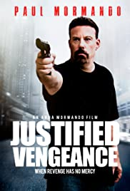 Justified Vengeance Poster