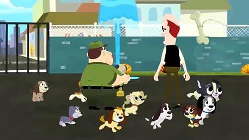Pound Puppies: Homeward Pound: Clip 2