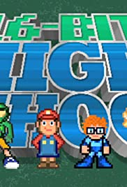 16-Bit High School Poster