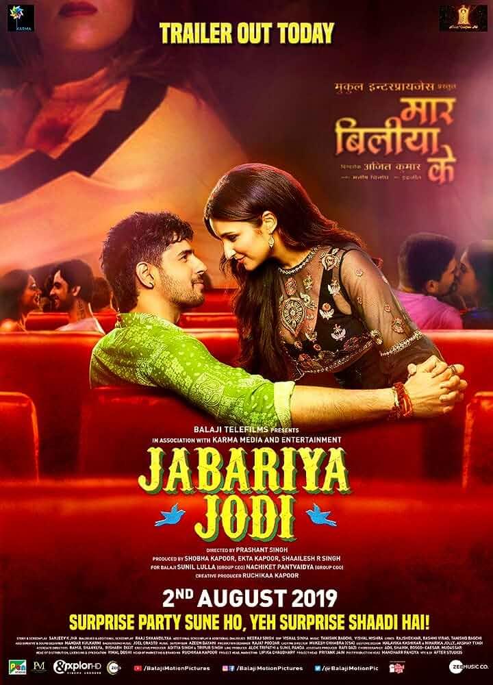 Jabariya Jodi (2019)