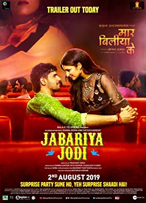 Jabariya Jodi Full Hindi Movie Download Brrp ESub