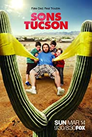 Tyler Labine, Matthew Levy, Benjamin Stockham, and Frank Dolce in Sons of Tucson (2010)