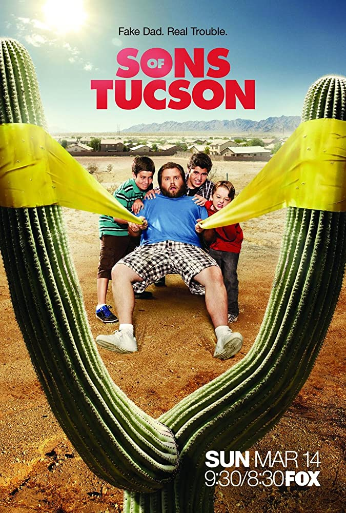 Sons of Tucson S01 English Complete Series 909MB WEB-DL Download