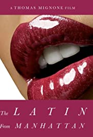 The Latin from Manhattan Poster
