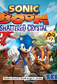 Sonic Boom: Shattered Crystal Poster