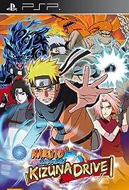 Naruto Shippûden: Kizuna Drive Poster