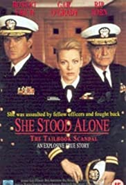 She Stood Alone: The Tailhook Scandal(1995) Poster - Movie Forum, Cast, Reviews