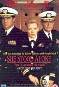 Primary photo for She Stood Alone: The Tailhook Scandal