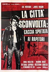 La città sconvolta: caccia spietata ai rapitori (1975) Poster - Movie Forum, Cast, Reviews