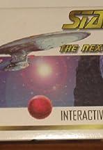Star Trek: The Next Generation: Interactive VCR Board Game - A Klingon Challenge