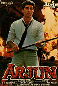 Sunny Deol in Arjun (1985)