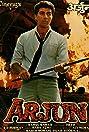 Arjun (1985) Poster