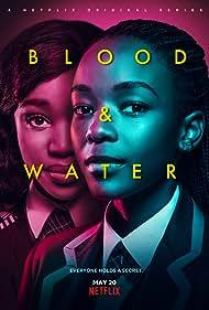 Ama Qamata and Khosi Ngema in Blood & Water (2020)