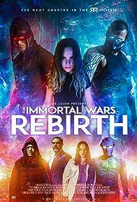 Primary photo for The Immortal Wars: Rebirth