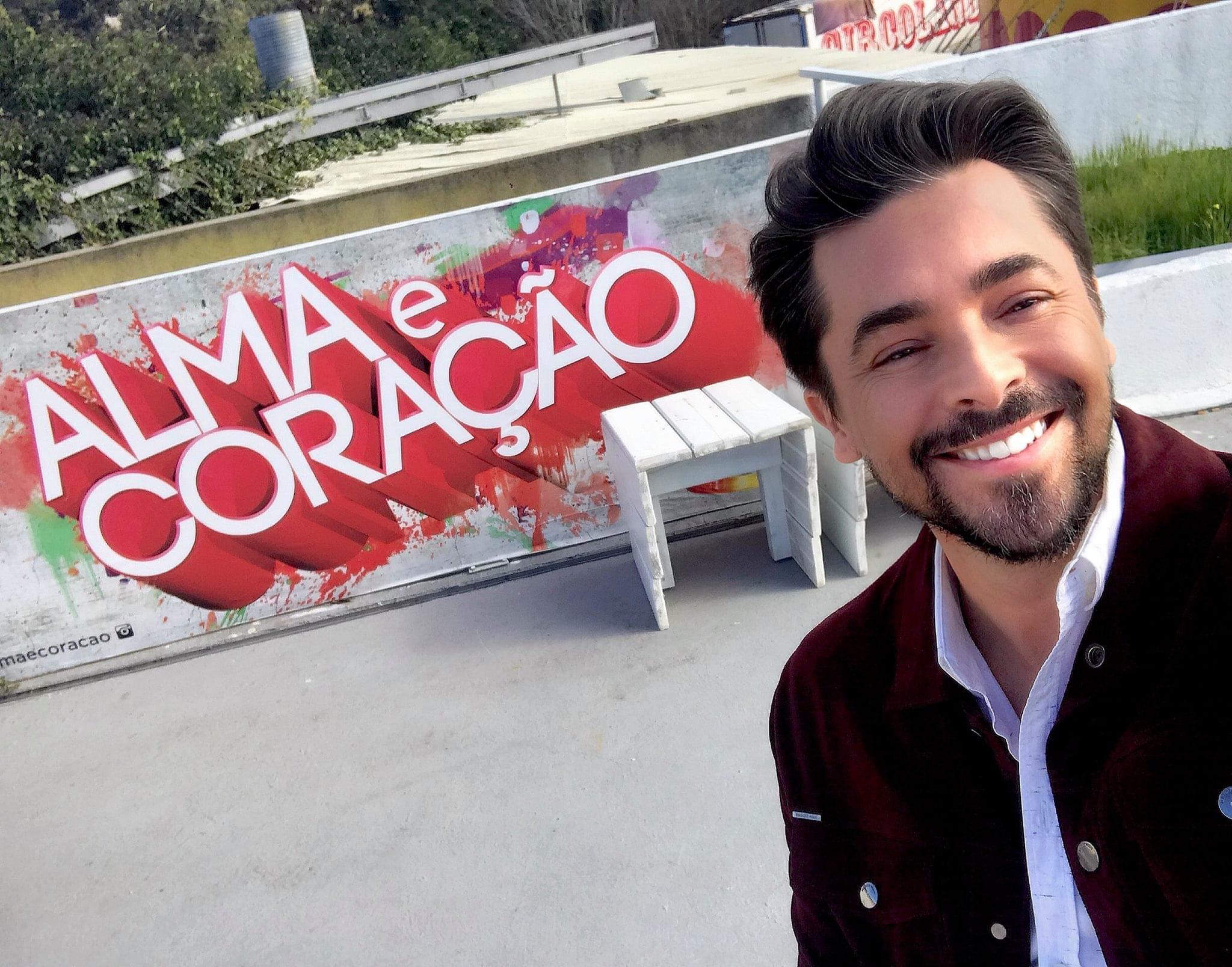 Filipe Salgueiro in Alma e Coração (2018)