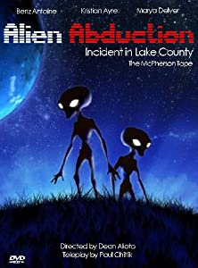 Movie hd trailers download Alien Abduction: Incident in Lake County Dean Alioto [Mkv]