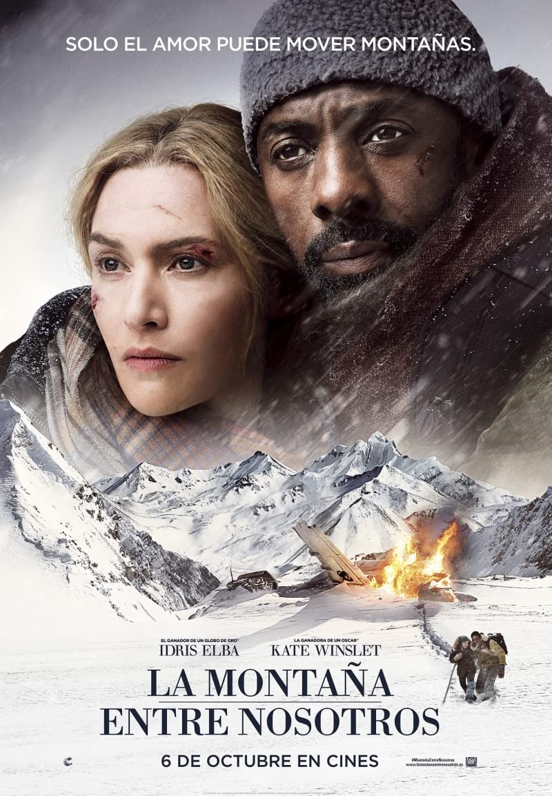 The Mountain Between Us (2017) Hindi Dubbed