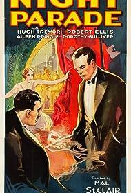 Robert Ellis, Aileen Pringle, and Hugh Trevor in Night Parade (1929)