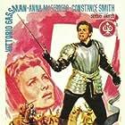 Vittorio Gassman in Giovanni dalle bande nere (1956)
