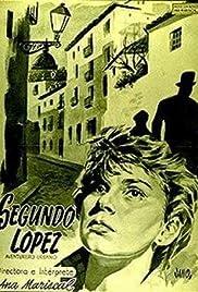 Segundo López, aventurero urbano Poster