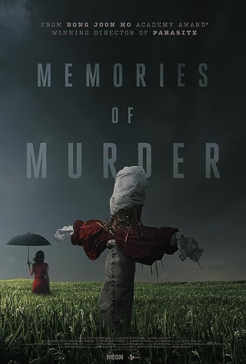 Memories of Murder (2003) Hindi Dubbed
