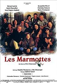 Les marmottes Poster