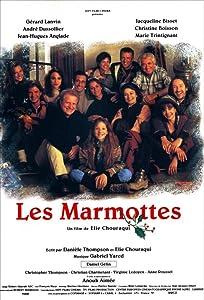 Les marmottes Christian de Chalonge