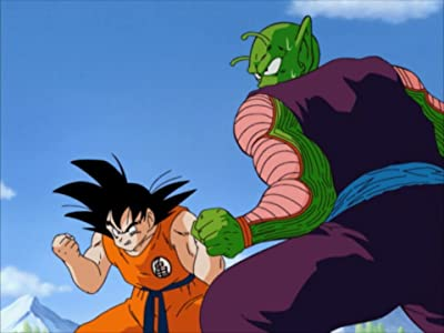 A Battle with Their Lives on the Line! Goku and Piccolo's Fierce Suicidal Attack! download movies