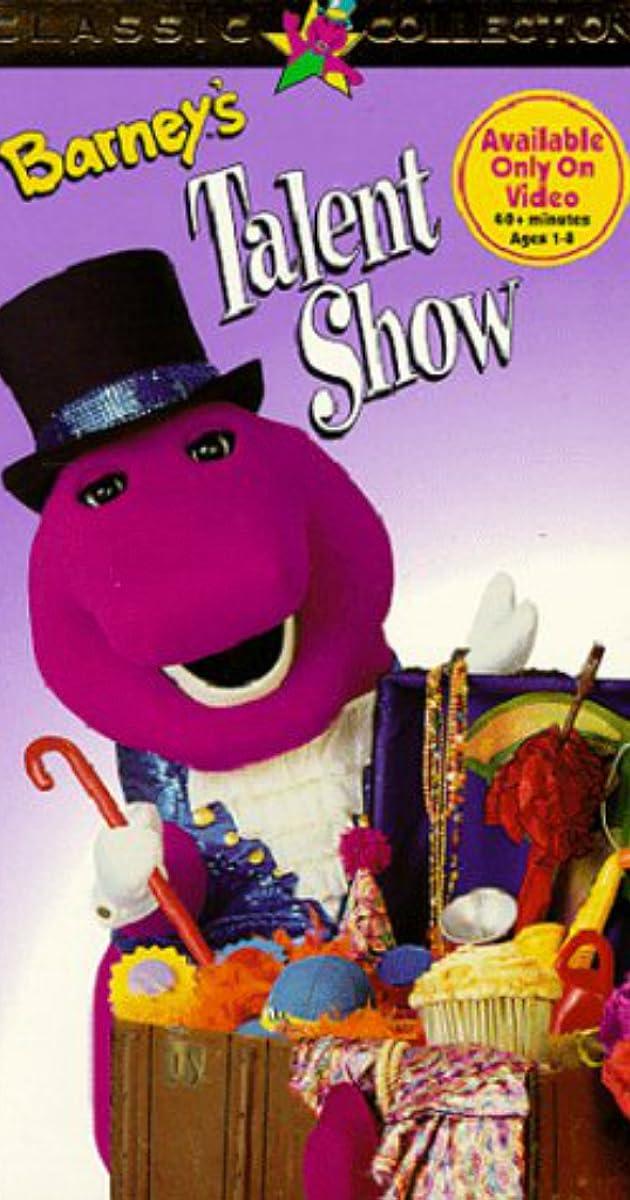 Barney\'s Talent Show (Video 1996) - IMDb