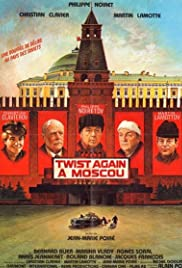 Twist again à Moscou (1986) Poster - Movie Forum, Cast, Reviews